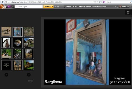 DASK DOGAY 2012 - Sergileme alan fotoğrafım